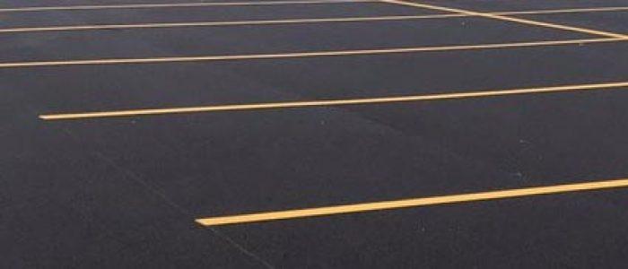 scholl & municipal asphalt parking lot dallas